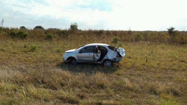 Las víctimas fatales estaban domiciliadas en Casilda