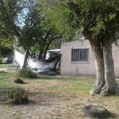 Violenta discusión. Los hermanos tuvieron el altercado cerca de las 7 de este domingo. Foto: AP Noticias.