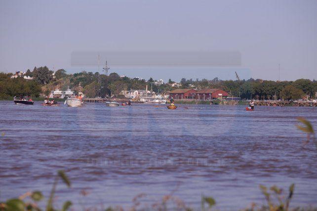 Cielo despejado en Paraná. Foto UNO Archivo Juan Ignacio Pereira.