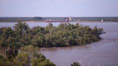 Riqueza. La cuenca del Paraná, clave en el día mundial del agua. Foto UNO Juan Ignacio Pereira.