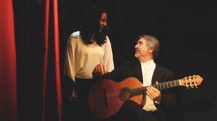 Repertorio. Nilda Godoy y Cacho Hussein siempre anclaron su repertorio en las letras de las canciones.