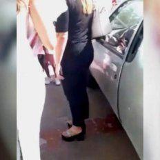 VIDEO | Escrachan a una jueza amenazando y gritándole a una nena de 5 años