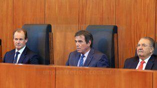 Narcomenudeo. Castrillón a Bordet: Le manifesté al gobernador que no es una función de la provincia.