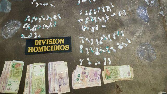 La cocaína estaba lista para la venta. Foto PER.