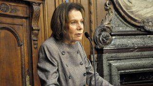 Macri propone a Inés Weinberg de Roca como Procuradora General de la Nación
