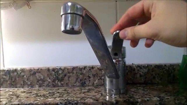 Varios barrios están sin agua por la reparación de una válvula