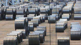 Estados Unidos exceptuó a Argentina de los aranceles al aluminio y al acero
