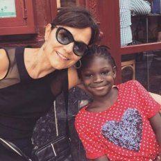 El emotivo mensaje de Andrea Pietra a su hija Stephanie