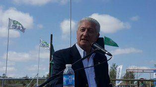 El presidente de la Federación de Asociaciones Rurales de Entre Ríos (FARER)