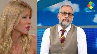 Jorge Rial destrozó a Nicole Neumann y la trató de manipuladora