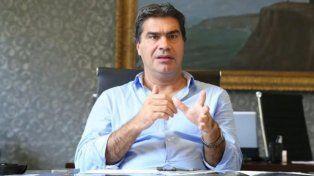 Jorge Capitanich lanzó un fuerte mensaje para el justicialismo en la Escuela Normal