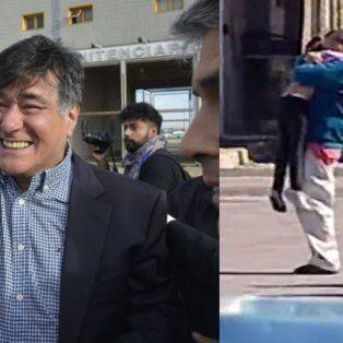 Liberaron a Carlos Zannini y a Luis Delía