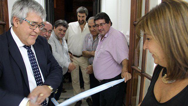 Iosper inauguró la remodelación de la sede en Concordia