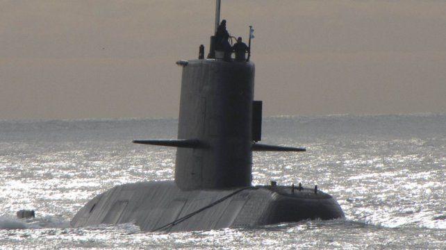 Antes de desaparecer, el ARA San Juan formó parte de un ejercicio con toda la flota de la Armada