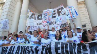 Agmer adherirá al paro nacional del lunes 25 de junio