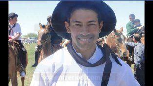 Lesiones craneales. El jinete de San Jaime fue apretado por el caballo en provincia de Buenos Aires.