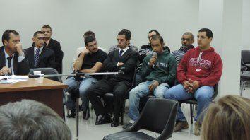 Aporte. Los defensores entregaron un video donde aparece el actual jefe de la Departamental Paraná.