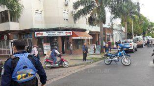 Paraná: Una persona se arrojó al vacío desde un edificio