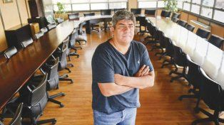 Pablo Moyano: Una paritaria del 15% es ficticia, vamos a pelear por el 23%