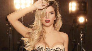 Laurita Fernández reveló los problemas que tiene en la cama con Fede Bal