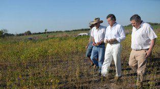 El Gobierno nacional declaró la emergencia agropecuaria en Entre Ríos por sequía