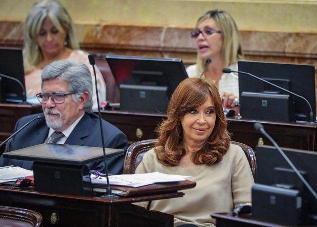 Cristina Fernández fue procesada por asociación ilícita. Foto Facebook Cristina Fernández.