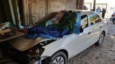 video / detuvieron al dueno del auto con el que atropellaron y mataron a una mujer en hudson