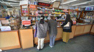 Los jubilados se encontrarán con el descuento en las farmacias a partir de este domingo.