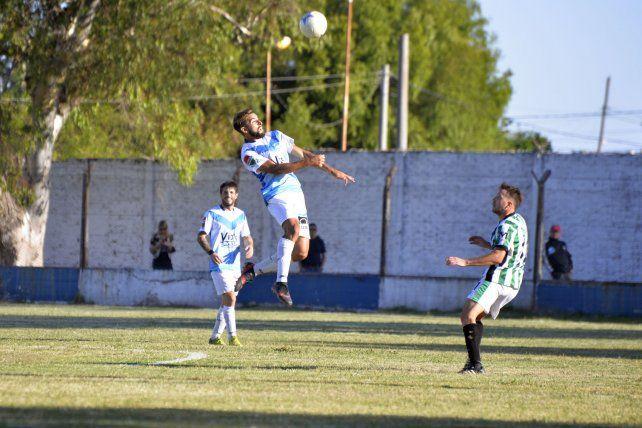Sportivo ganó como local el domingo. Foto UNO Mateo Oviedo.