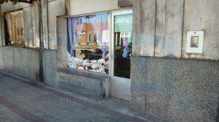 Robaron equipamiento y dinero de una panadería en el centro de Urdinarrain.