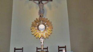 Aseguran que se manifestó el Espíritu Santo en Villa Adela