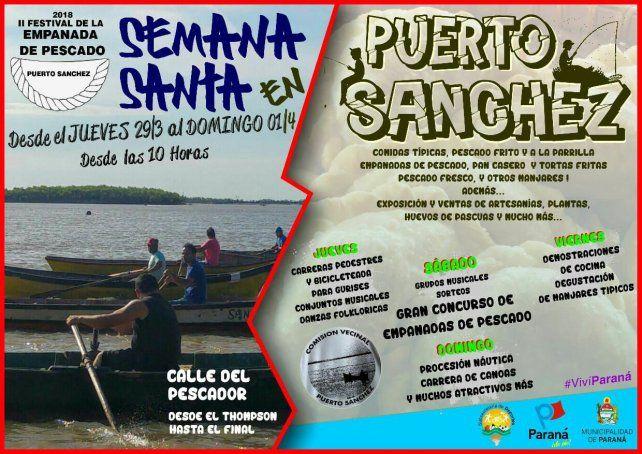 Semana Santa: el jueves comienza la segunda fiesta de la Empanada de Pescado