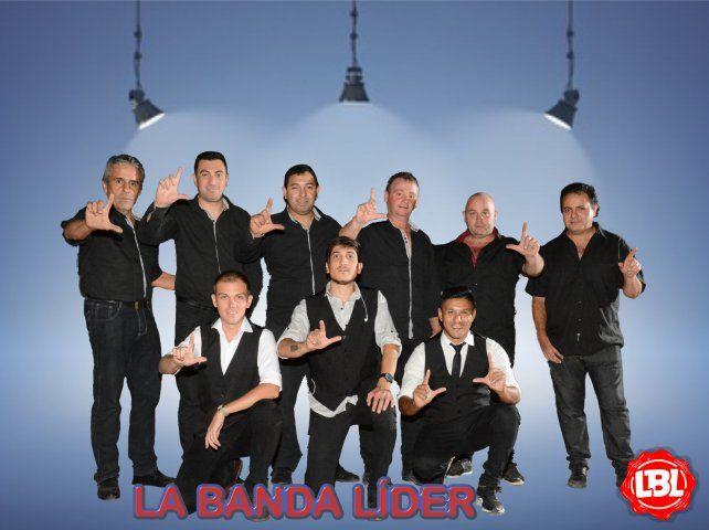 Desde Villaguay, La Banda Líder pone a bailar a Entre Ríos y el país