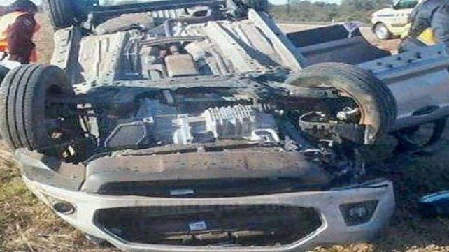 En un accidente en Santiago del Estero falleció una joven entrerriana