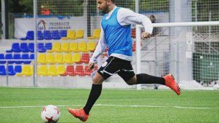 Ezequiel García, de Toritos al fútbol europeo