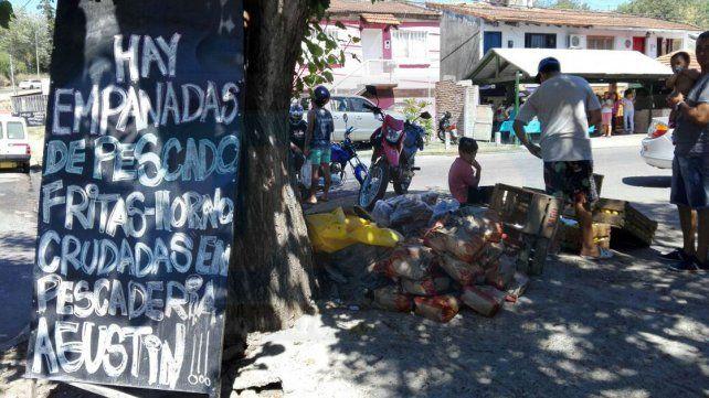 Semana Santa en Paraná: Puerto Sánchez es el paisaje de este viernes santo