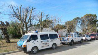 Nogoyá: Niña murió electrocutada cuando quiso abrir la heladera