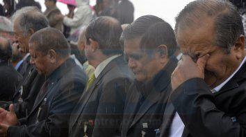 con la vigilia de los veteranos se inician los actos del 36° aniversario de la gesta de malvinas