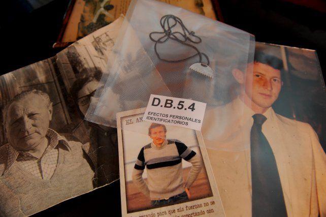 Identificación. Se reconocieron las sepulturas en Darwin de los entrerrianos Mosto
