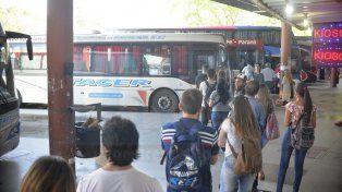 Aumentó el pasaje para viajar entre Paraná y Santa Fe