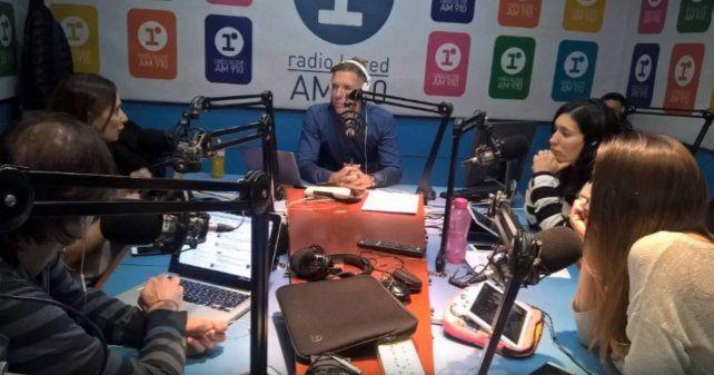Fantino se refirió a las acusaciones de Natacha Jaitt
