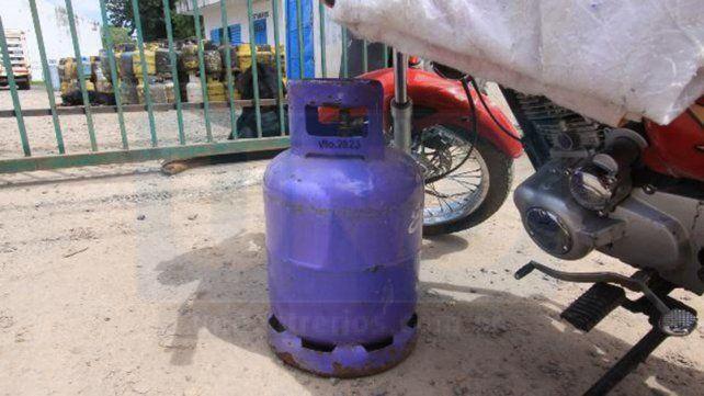 Controlarán los precios de venta del gas envasado