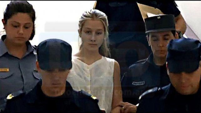 El traslado. El lunes Nahir Galarza estará ingresando a la cárcel de mujeres de Paraná.