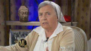 Martha Pelloni: El Papa Francisco me dijo tres palabras: preservativo, transitorio y reversible