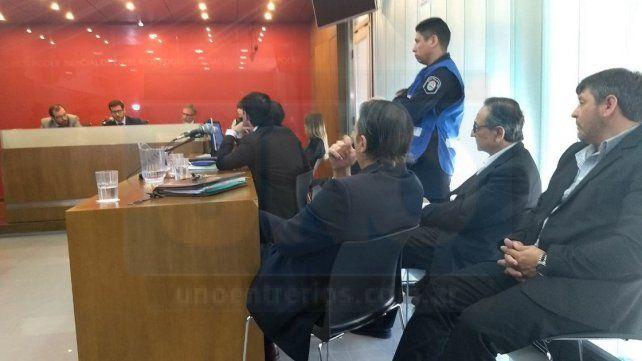 Condenaron a Alanis y a Ré a tres años y medio de prisión efectiva por desvío de fondos públicos