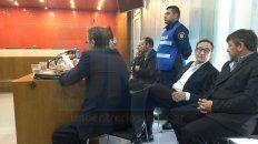 condenaron a alanis y a re a tres anos y medio de prision efectiva por desvio de fondos publicos