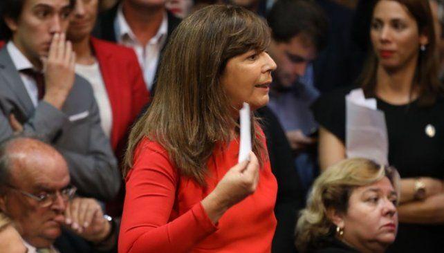 La presentación de Caputo ante el Congreso terminó en escándalo