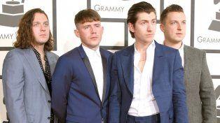 Artic Monkeys tiene fecha para estrenar su nuevo disco