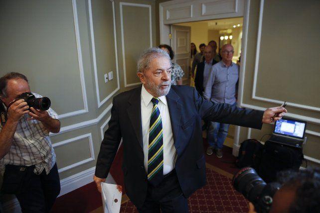 Brasil: El juez Moro ordenó la detención de Lula