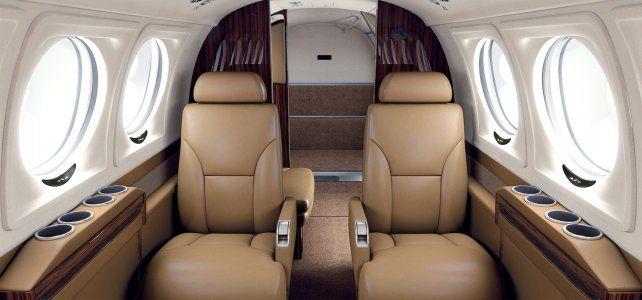 Desembarca en Paraná un fabricante de aviones de EE.UU. para tentar a empresarios